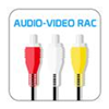 Audio - video RCA