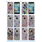 3 IN 1 TPU GLITTER MIX BUTTERFLY IPHONE XR