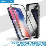 NEWTOP CV07 METAL MAGNETIC GLASS CASE COVER APPLE IPHONE 11