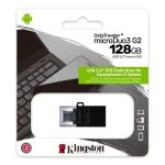 KINGSTON USB DataTraveler microDuo 3.0 G2 128GB