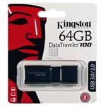 KINGSTON USB FLASH DT-100 USB 3.0 64GB